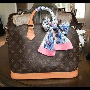 Authentic Louis Vuitton alma